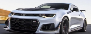 Official: 2018 Chevrolet Camaro ZL1 1LE