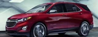 2018 Chevrolet Equinox Goes Official