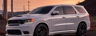 2018 Dodge Durango SRT Pricing Announced