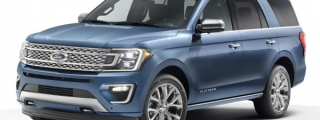 Official: 2018 Ford Expedition