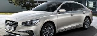 2018 Hyundai Azera - Specs and Details