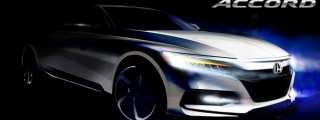 2018 Honda Accord Confirmed for July Debut