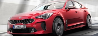 2018 Kia Stinger Goes Official at NAIAS