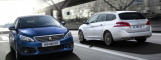 Official: 2018 Peugeot 308 and 308 GTi