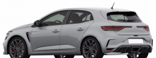 2018 Renault Megane RS - First Leaked Photos