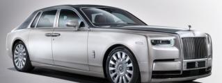 Official: New Rolls-Royce Phantom (2018)