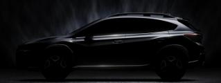 2018 Subaru Crosstrek (XV) Teased for Geneva Debut