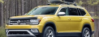 Volkswagen Atlas Weekend Bows at Chicago Auto Show
