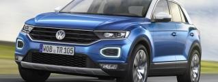 Official: 2018 Volkswagen T-Roc