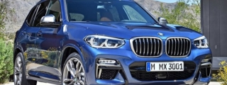 Official: 2018 BMW X3