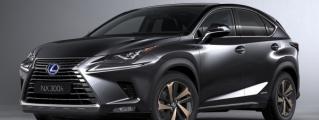 Official: 2018 Lexus NX