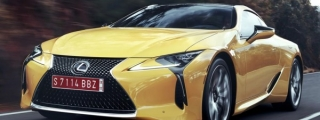 2018 Lexus LC 500 Is Mighty Expensive