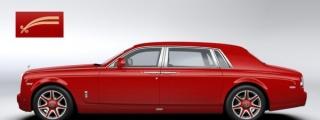 Macau Hotel Orders 30 Bespoke Rolls-Royce Phantoms