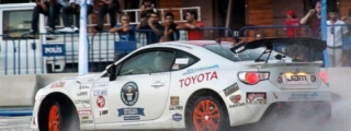 Watch a Toyota GT86 Perform the World's Longest Drift
