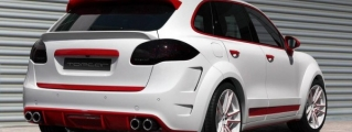 TopCar Porsche Cayenne Vantage 2 Red Edition