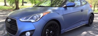 Sights and Sounds: Hyundai Veloster Rally Edition