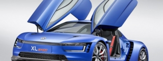 Paris 2014: Volkswagen XL Sport