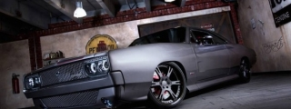 Teaser: Wheelsandmore Charger GTS/R