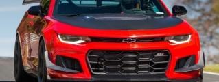 2018 Camaro ZL1 1LE Tackles Nurburgring