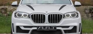 """A.R.T BMW X5 """"xHawk5"""" Revealed"""