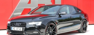 ABT Audi A5 Sportback DARK Revealed