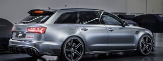 ABT Audi RS6 R Revealed with 730 PS