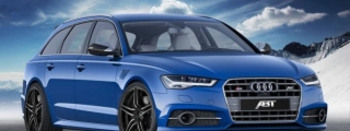 ABT Audi S6 Avant Delivers 550 PS