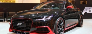 ABT Audi TT Takes Essen by Storm
