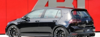 ABT Golf R Tuned to 400 Horsepower