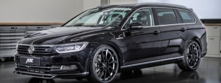 ABT VW Passat B8 Set for Geneva Debut