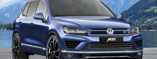 ABT VW Touareg TDI Boosted to 290 PS