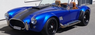 AC Cobra Replica by Cartech Is Sweeeeet!
