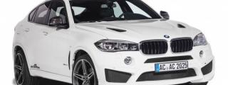 AC Schnitzer BMW X6 F16 Debuts at GMS