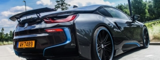 AC Schnitzer BMW i8 Spotted on the Road