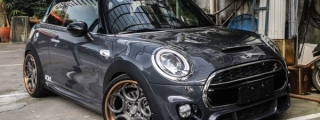 Gallery: MINI Cooper S Adorned with ADV1 Wheels