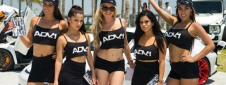 Weekend Eye Candy: The Girls of ADV1 at Miami FoS