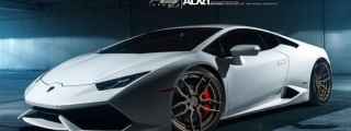 ADV1 Wheels Lamborghini Huracan Is Simply Awesome!