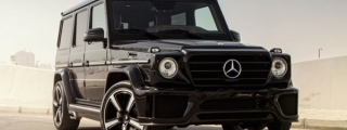 ARES Performance Mercedes G-Class Revealed