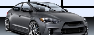 SEMA Preview: ARK Hyundai Elantra Road Racer