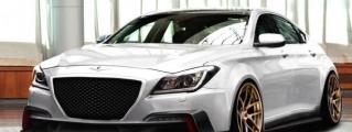 ARK Performance Hyundai Genesis Sedan: SEMA Preview