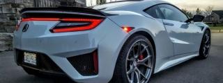 Spotlight: Acura NSX on HRE Wheels