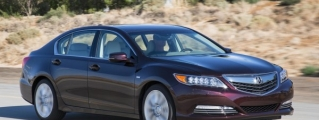 Acura RLX Sport Hybrid – Pricing and Specs
