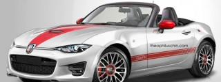 Rendering: MX5-Based Abarth Roadster