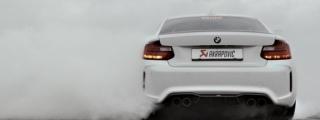 Akrapovic BMW M2 Gets a Sick Promo