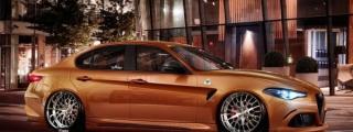 Alfa Romeo Giulia Gets Virtually Tricked-Out