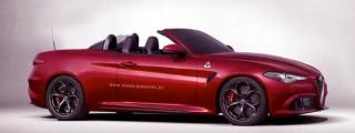 Renderings: Alfa Romeo Giulia Coupe & Spider