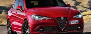 Alfa Romeo SUV Rendered Based on Giulia