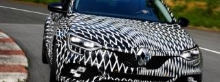 2018 Renault Megane RS Set for Frankfurt Debut