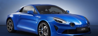 Production Alpine A110 Revealed with 250 hp