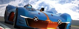 Official: Alpine Vision Gran Turismo Concept